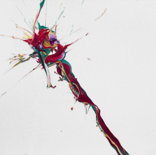 盧征遠-無題7  Untitled-7 (40x40cm)