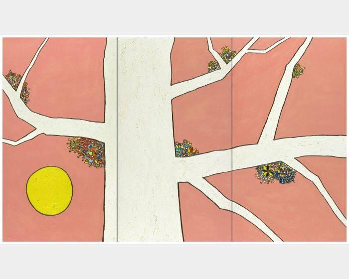 呂英菖-粉色的星空