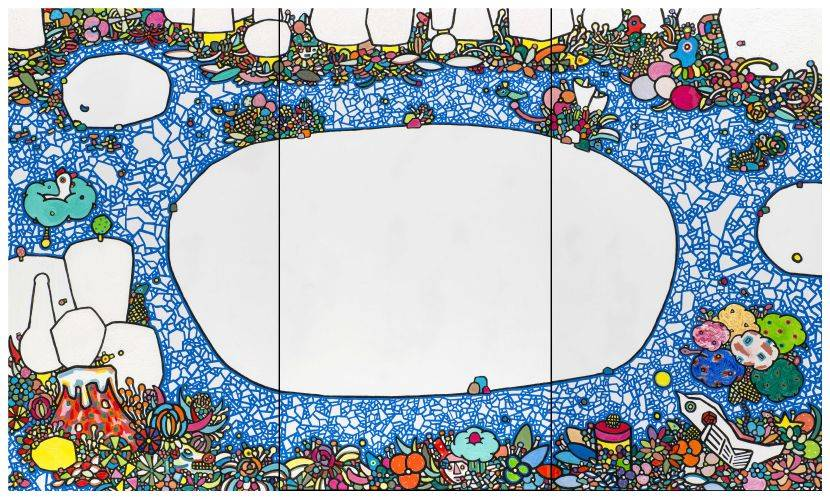 呂英菖-許願池的世界裡