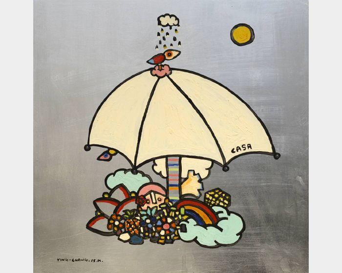 呂英菖-CASA-歡樂傘的秘密