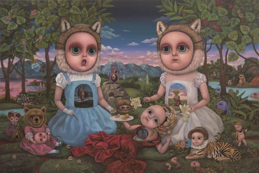 張嘉穎-雙胞胎的秘密實驗Twins's secret experiment