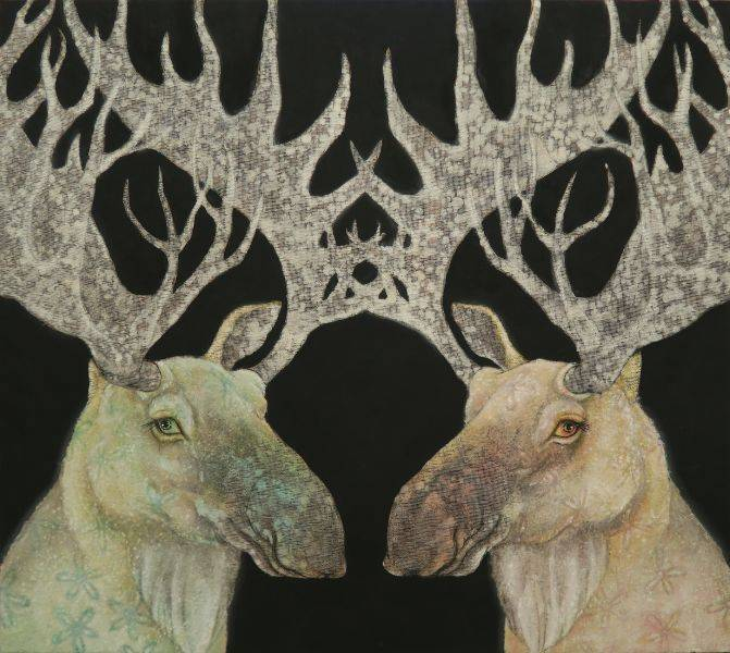 白田誉主也-Room202-Harmony elk-