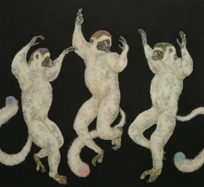 白田誉主也-Room203-Dancing monkeys-