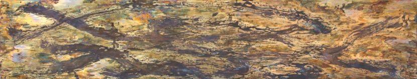 吳極-水4畫