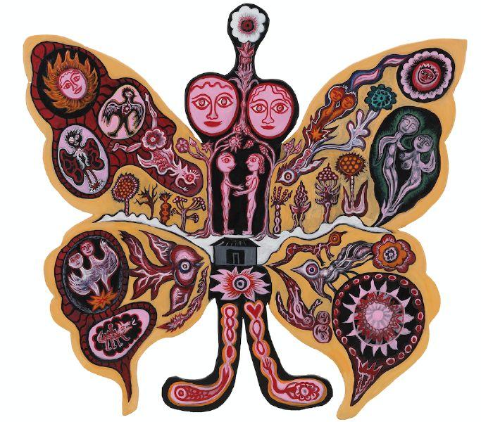 張立曄-蛻變-蝴蝶人-4Metamorphosis-Butterflyman-4