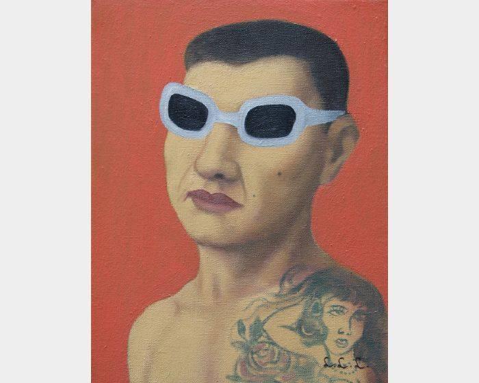 c-09墨鏡與刺青