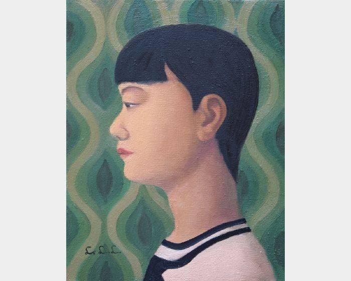 c-10 短髮女孩