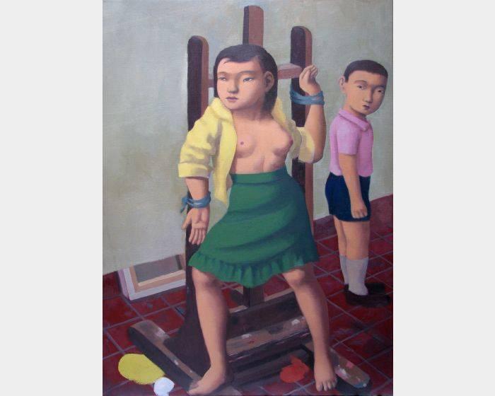 e-1藝術家的童年