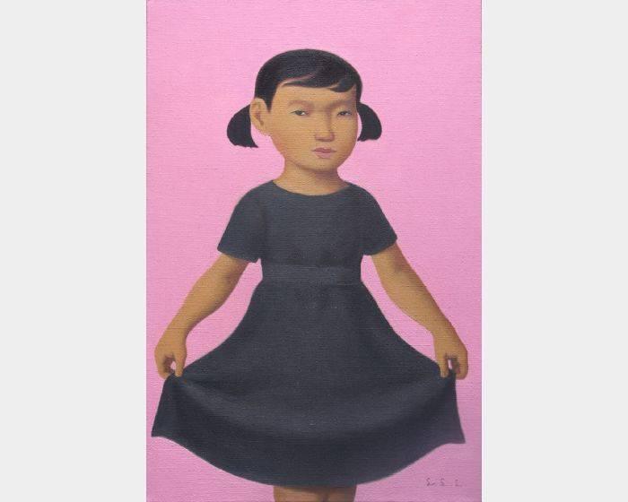 d-03 拉裙子的女孩