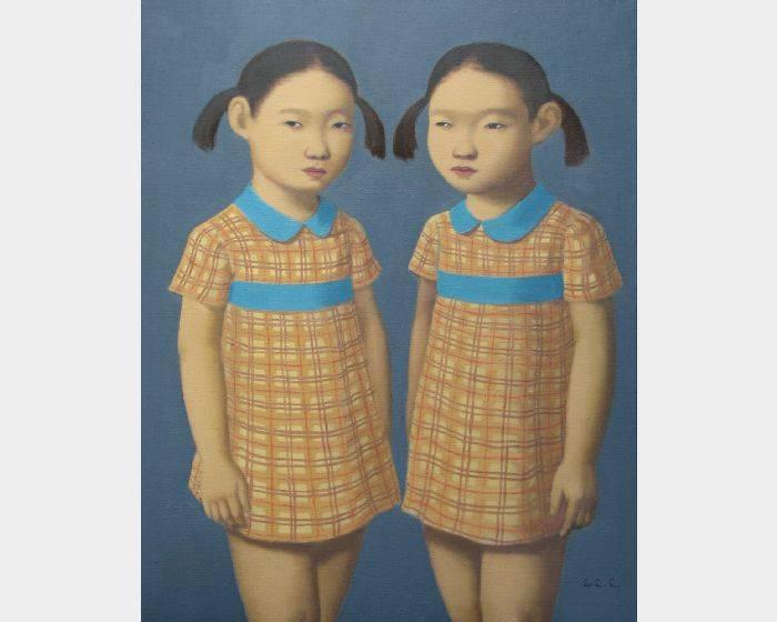 雙胞胎姐妹