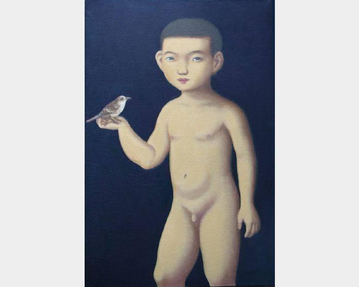 小男孩與鳥