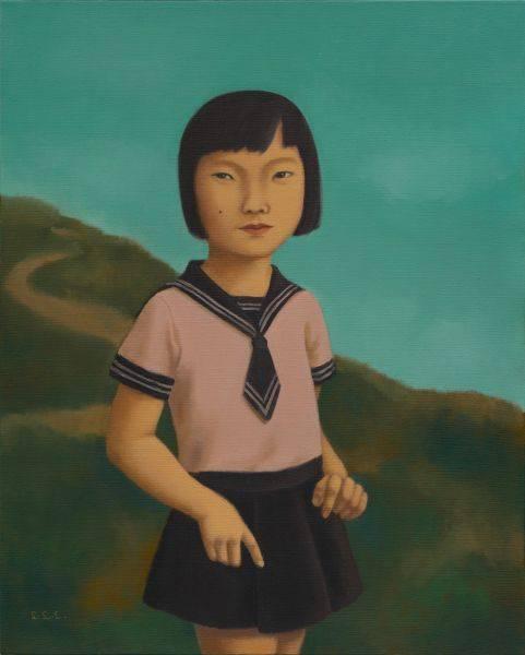 林麗玲-穿制服的女孩