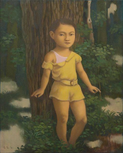 林麗玲-陽光森林