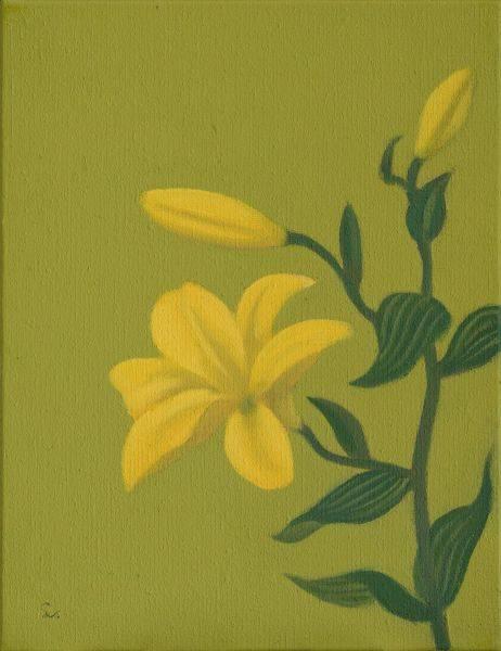 林麗玲-黃百合