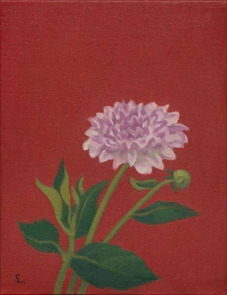 林麗玲-大理花
