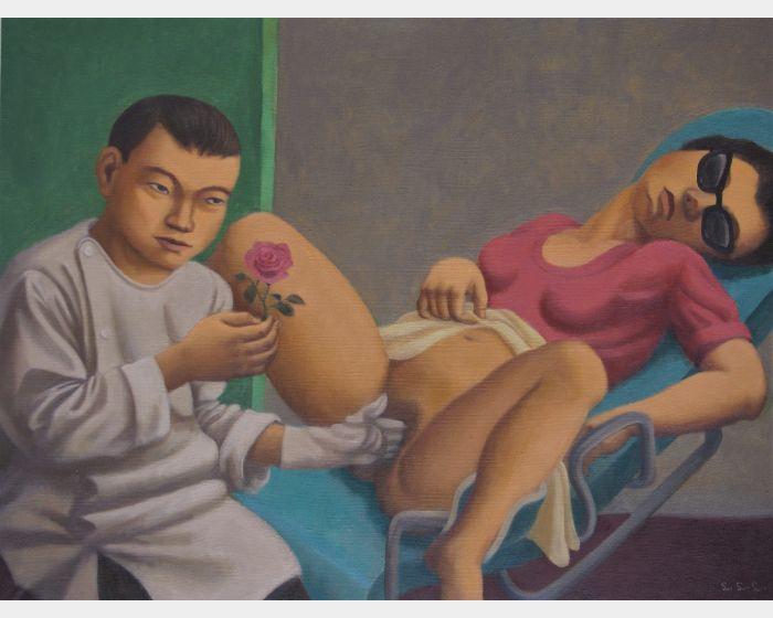 我的婦產科醫生