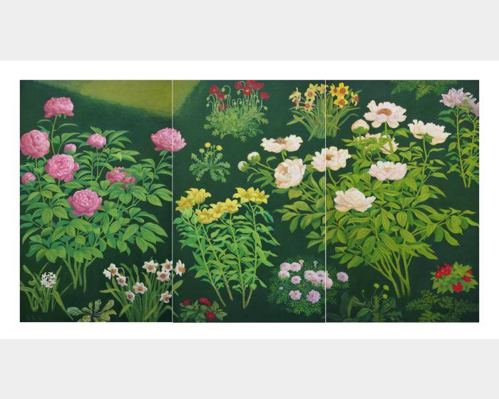 麗春花 Splendid Spring Blossoms