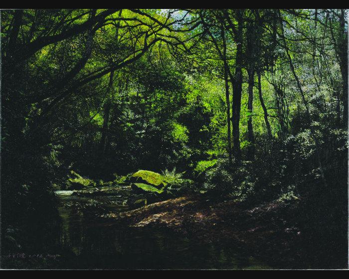 金鞭溪之春