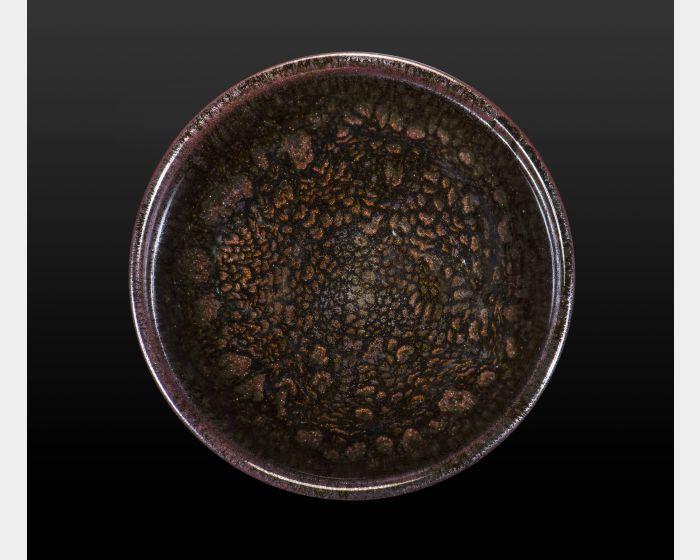 油滴金沙豹紋