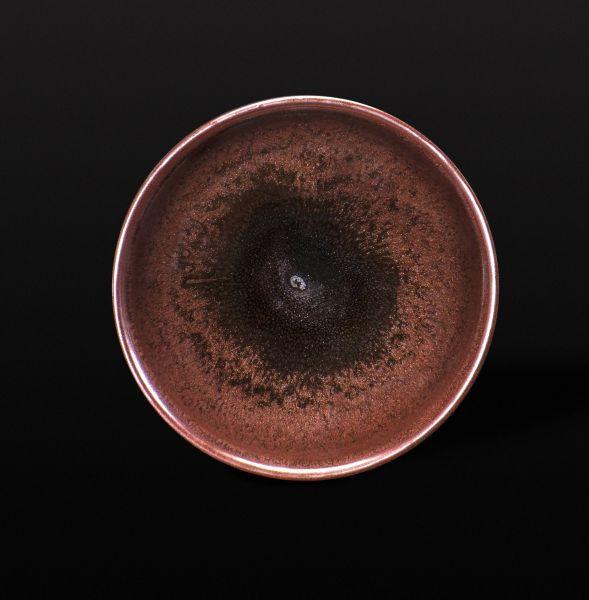 陳明坤-豹紋金沙碗