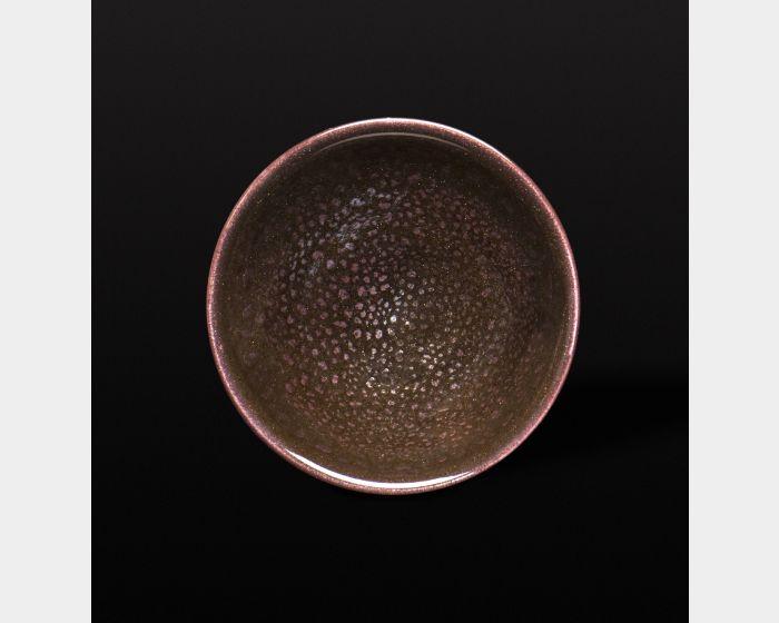 油滴金沙茶碗