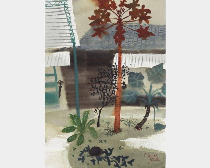 老院-木瓜樹II