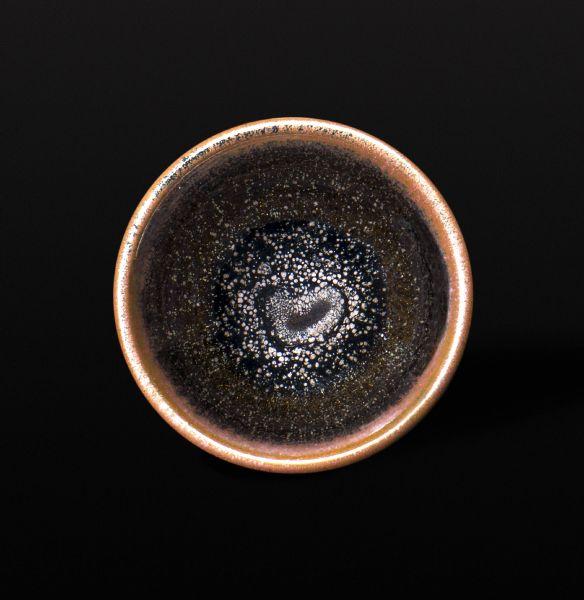 陳明坤-金沙天目小茶杯