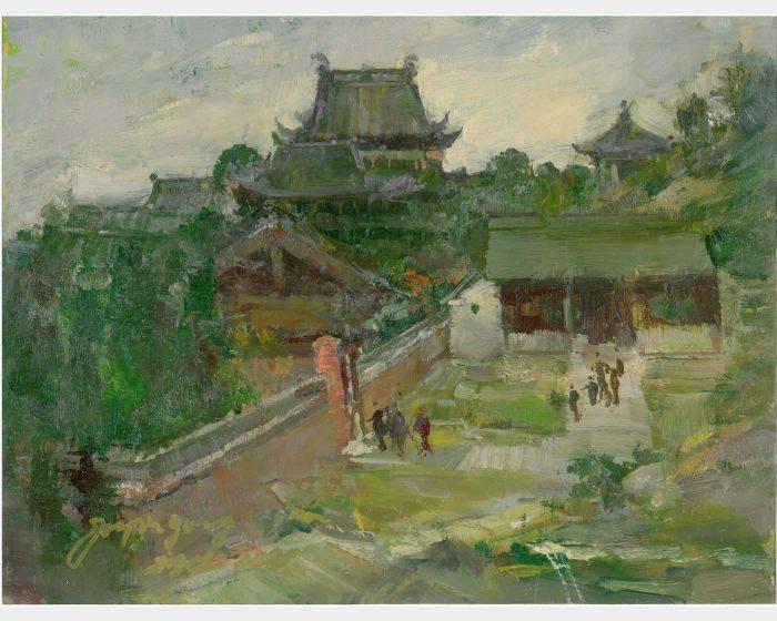 楊祖述-風景