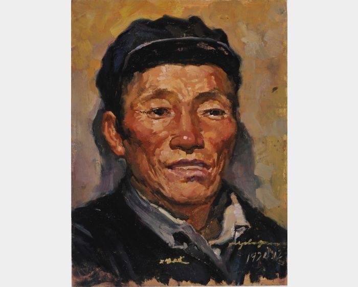 楊祖述-老人
