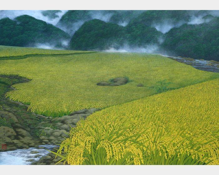洪江波-青山綠野