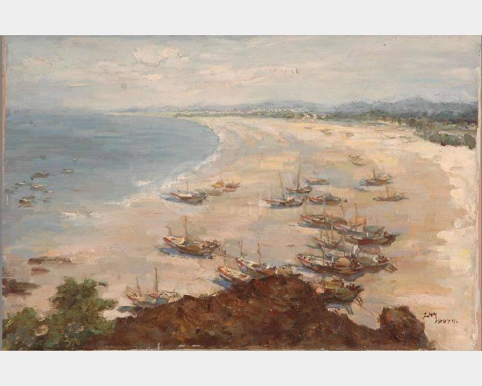 葉錫祚-湄嶼潮音