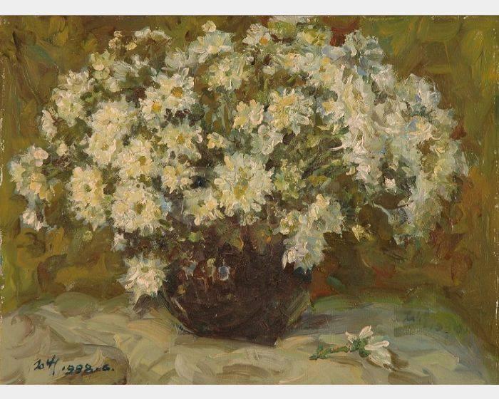 葉錫祚-花卉