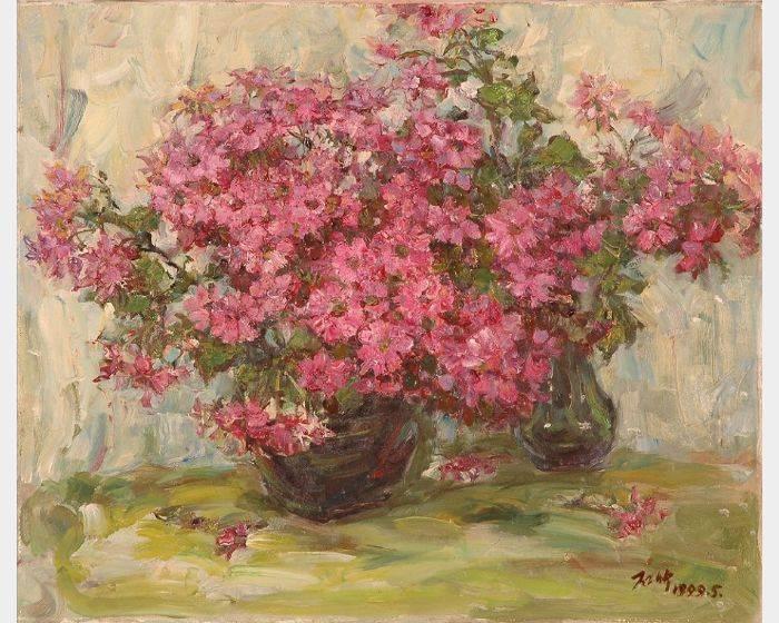 葉錫祚-紅花