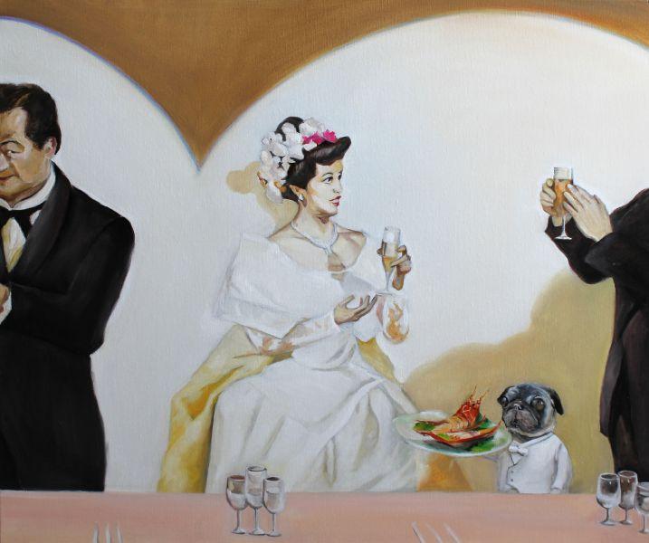 洪司丞-新娘舉杯