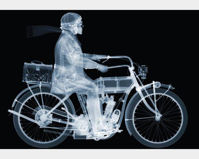 尼克‧維西-Indian Rider