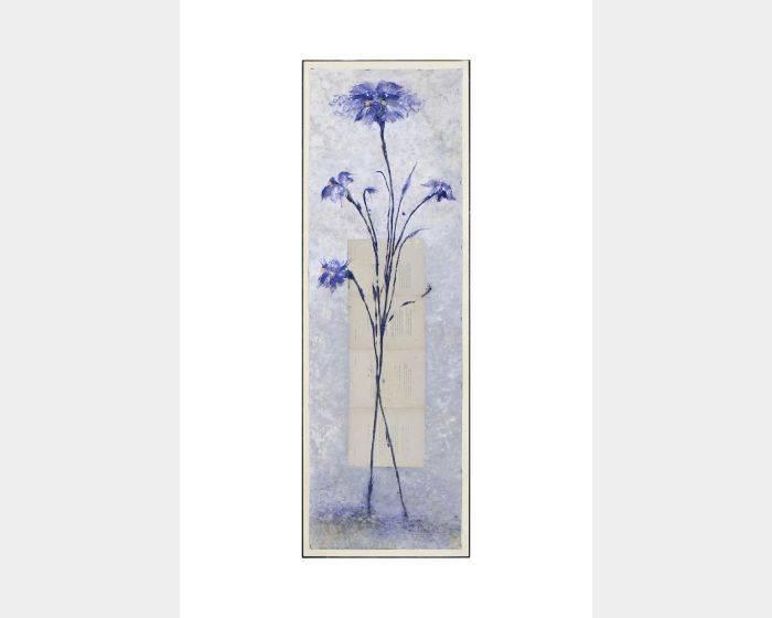 布列姬塔‧羅賽媞-Indigo Flowers