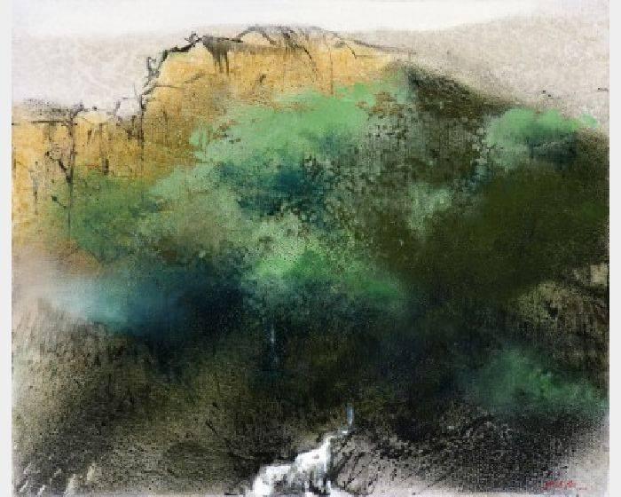 沈東榮-流水