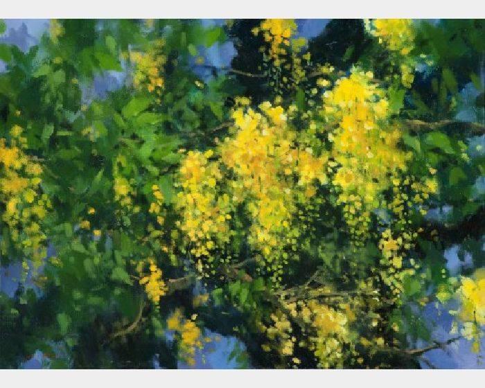 沈東榮-黃金雨