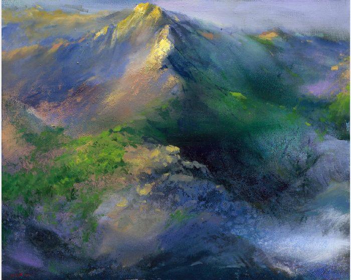 沈東榮-光耀聖稜線