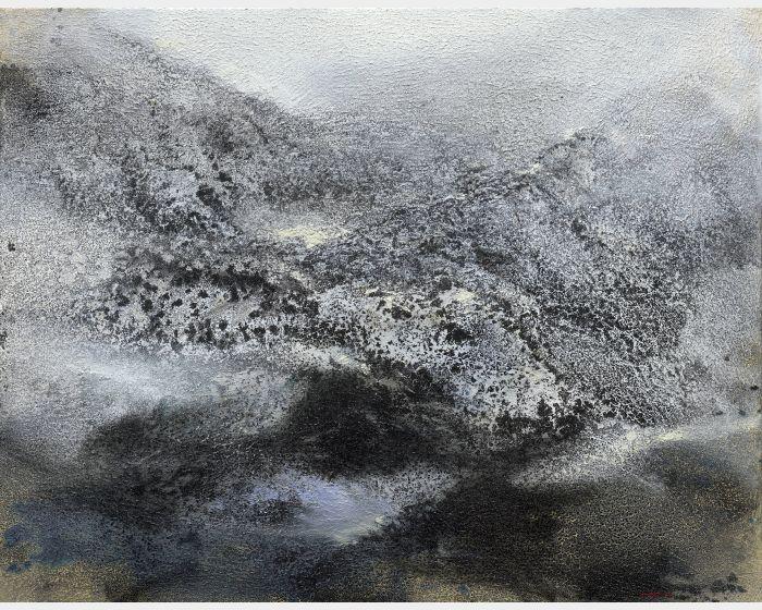 沈東榮-初雪