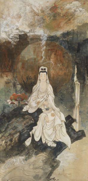 陳朝寶-慈悲靈境