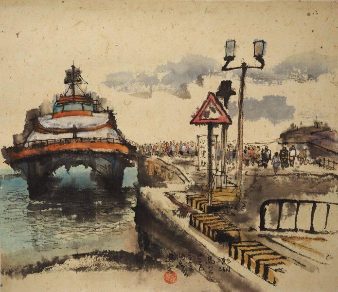 陳朝寶-馬公港