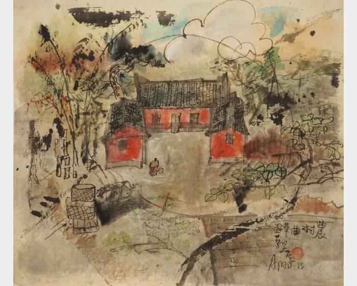 陳朝寶-農村曲