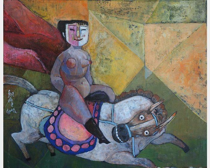陳朝寶-胭脂馬