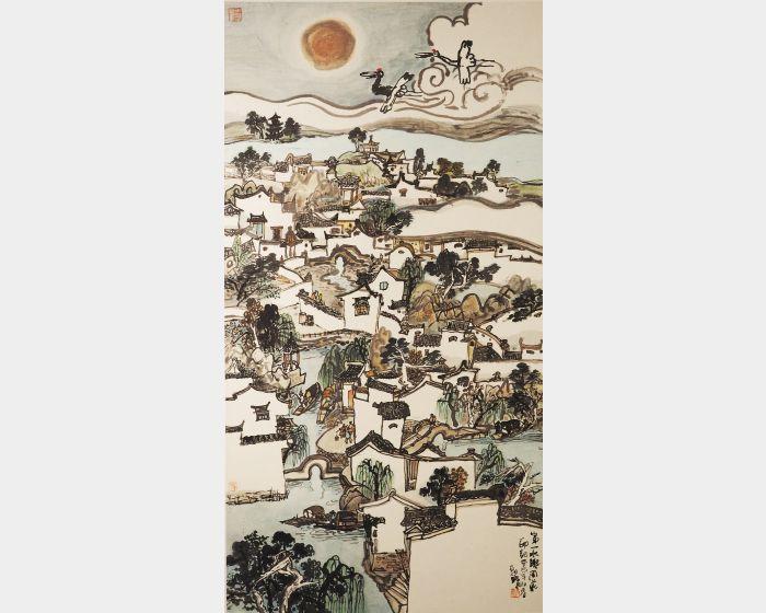 陳朝寶-周莊印記