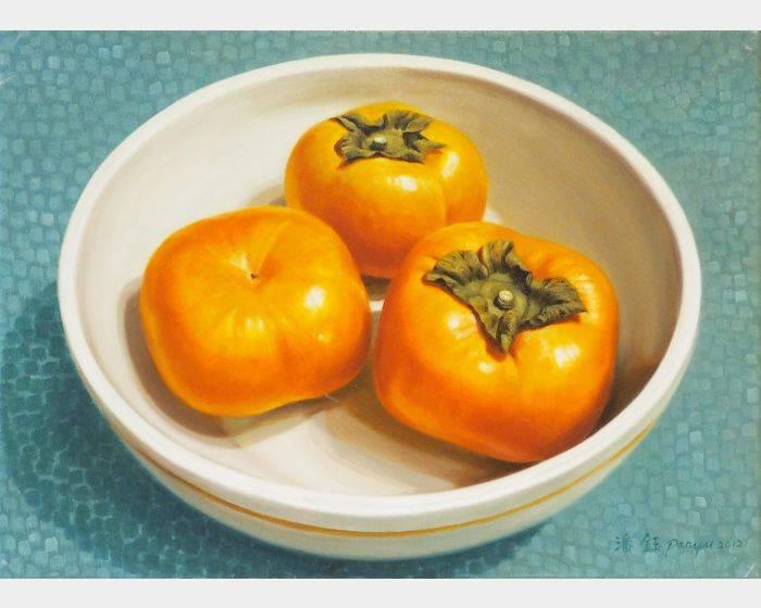 潘鈺-三柿方圓