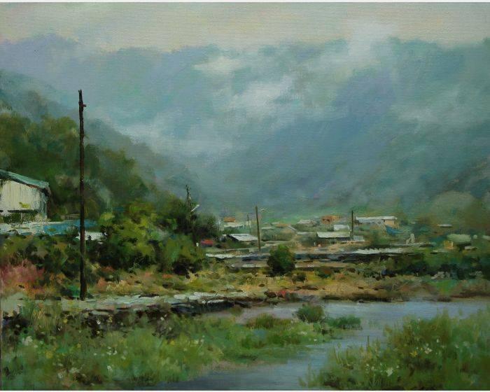 蘇瑞明-驟雨時晴
