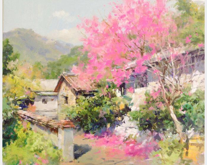 蘇瑞明-陽明春櫻