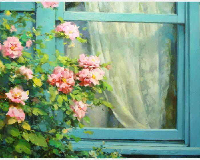 蘇瑞明-窗外