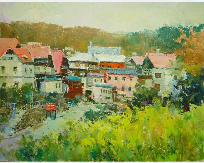 蘇瑞明-童話小鎮